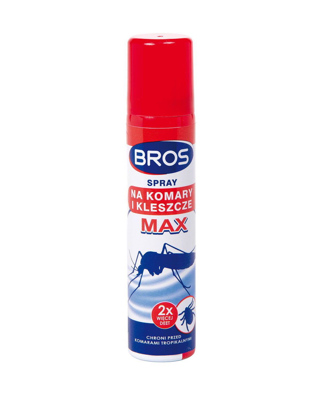 SPRAY BROS MAX NA KOMARY I KLESZCZE, 90 ML