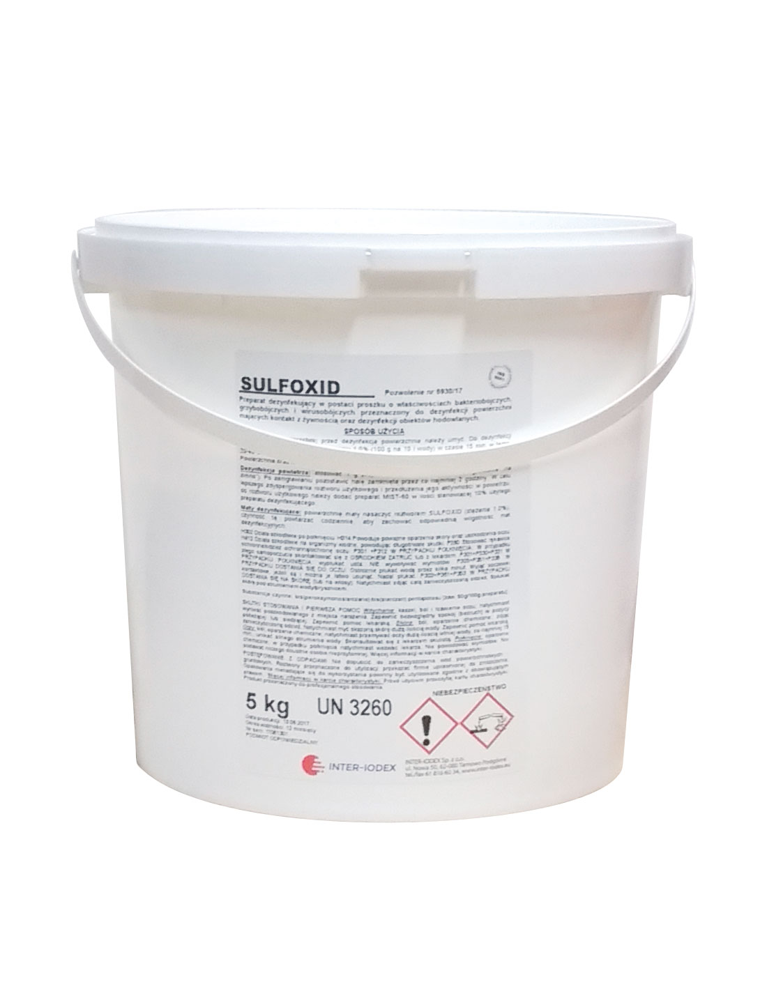 SULFOXID 5 KG