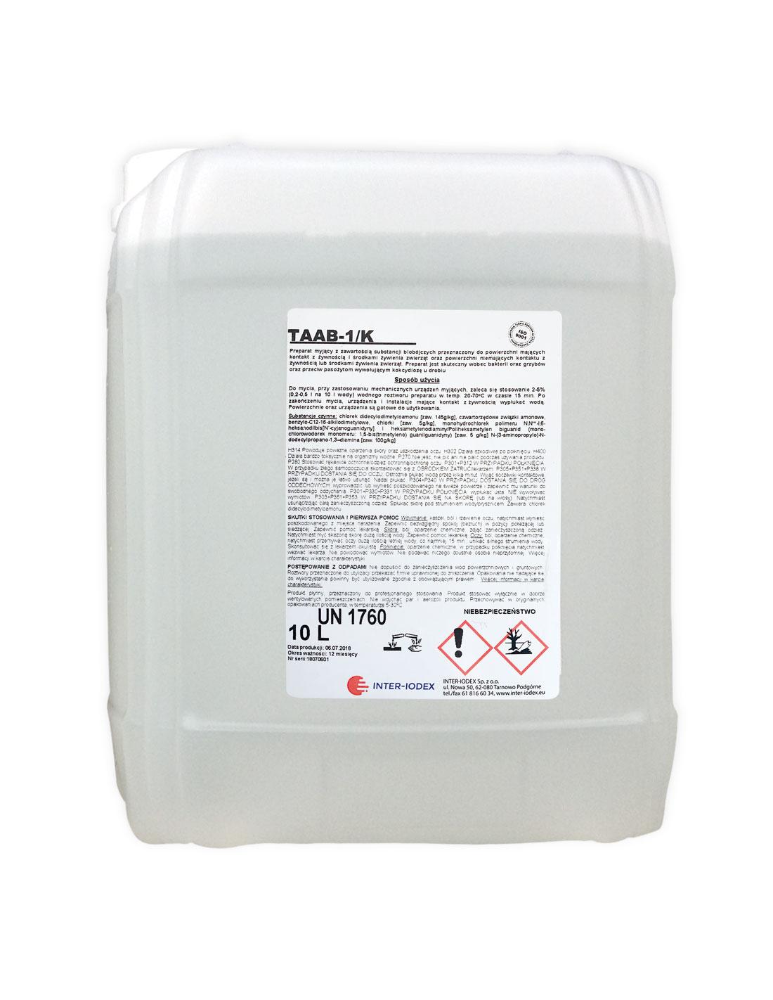 TAAB-1/K 10 L