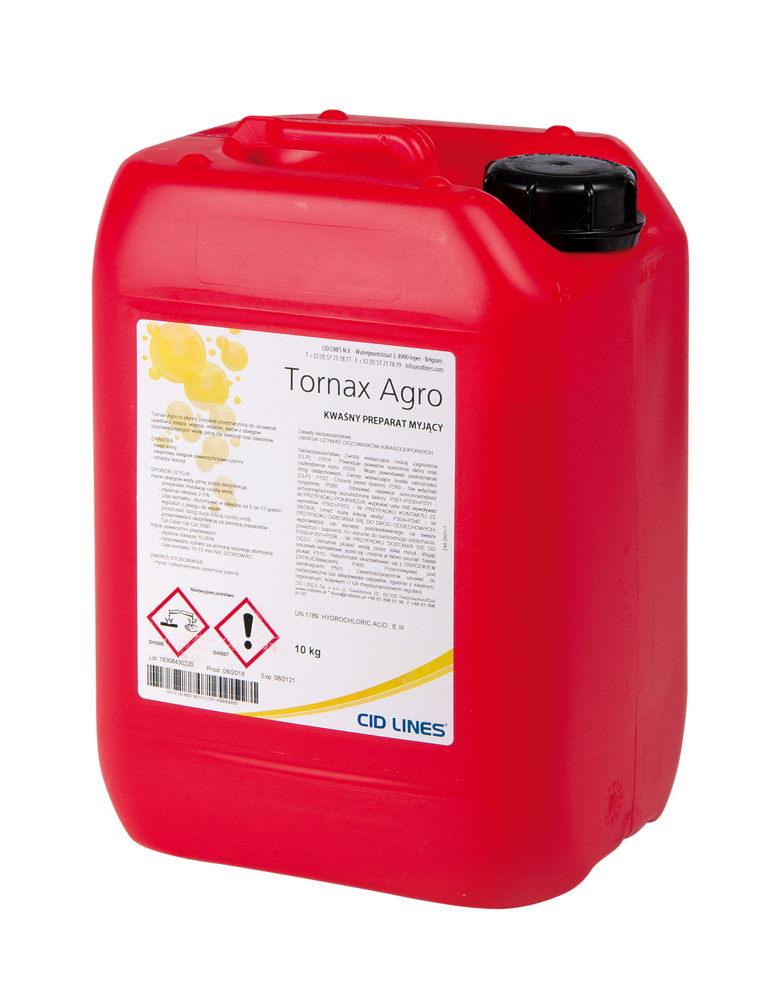 TORNAX AGRO 10 KG